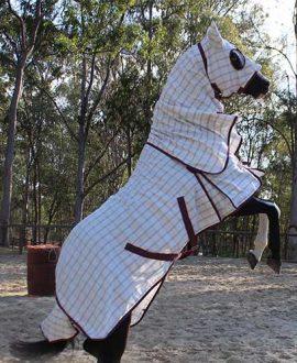 rip stop hooded combo horse rug jojubi saddlery