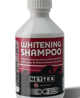 nettex whitening shampoo 250ml