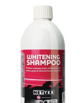 nettex whitening shampoo 500ml
