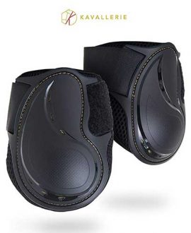 kavallerie classic fetlock horse boots black