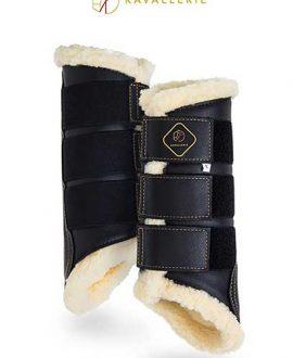 kavallerie dressage sport horse boot black