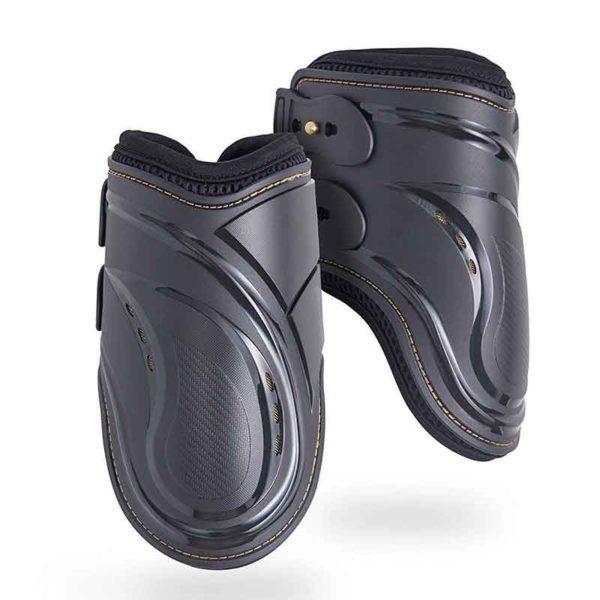 kavallerie pro k 3d air mesh fetlock boots black 800