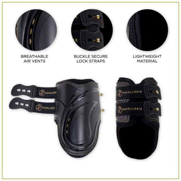 kavallerie pro k 3d air mesh fetlock boots description 800