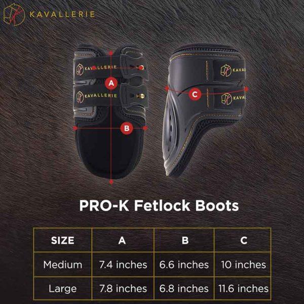 kavallerie pro k 3d air mesh fetlock boots measurements 800