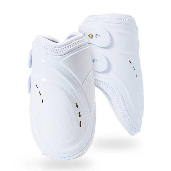 kavallerie pro k 3d air mesh fetlock boots white 800
