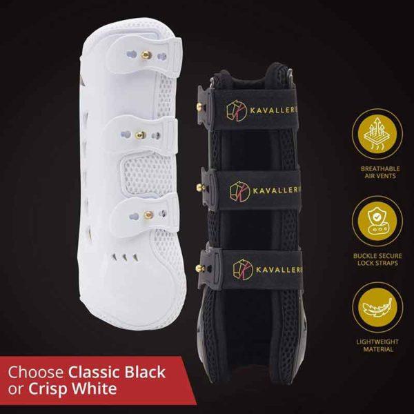 kavallerie pro k 3d air mesh tendon boots benefits 800
