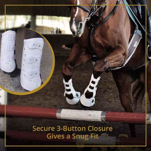 kavallerie pro k 3d air mesh tendon boots jumping 800