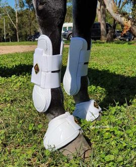 kavallerie pro k soft no turn bell horse boot front right