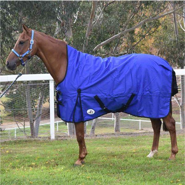 1200d winter horse waterproof wug 100g fill left side jojubi saddlery 800