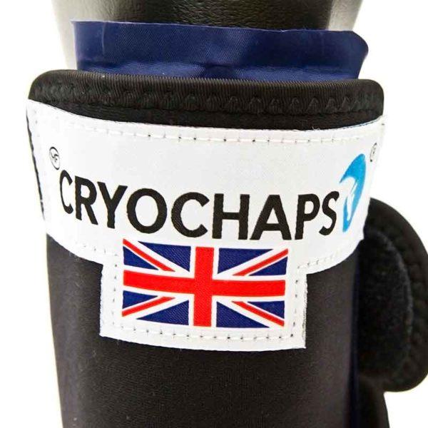 cryochaps horse ice boots logo 800