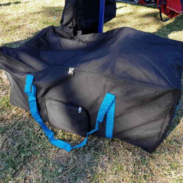 hay bale bag closed close up jojubi saddlery 800