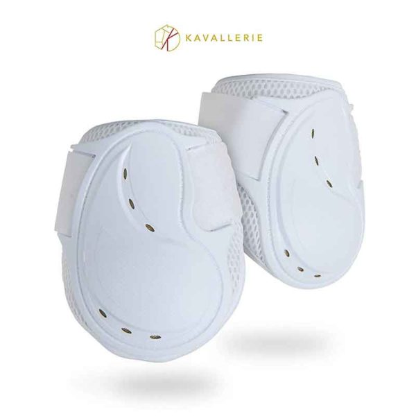 kavallerie classic fetlock boots white 800