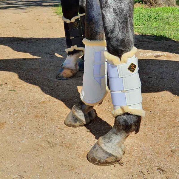 kavallerie dressage sport boot white 800