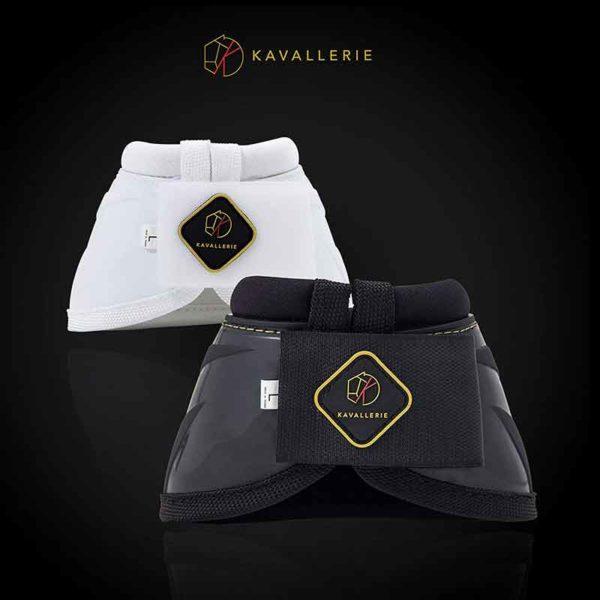 kavallerie pro k soft no turn bell boot black white 800