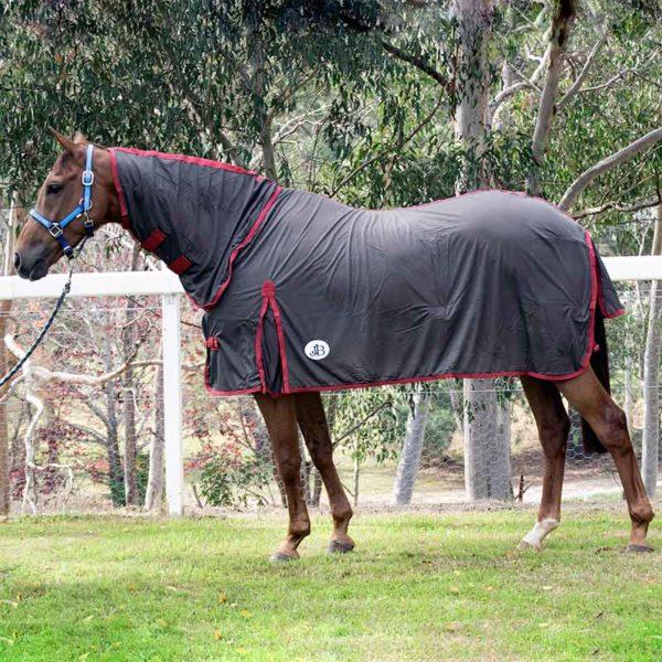 micro mesh horse rug combo left side 3 jojubi saddlery 800