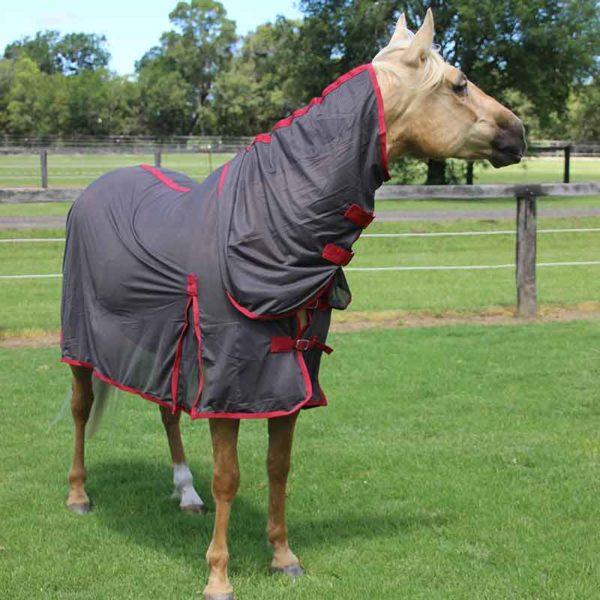 micro mesh horse rug combo right front jojubi saddlery 800