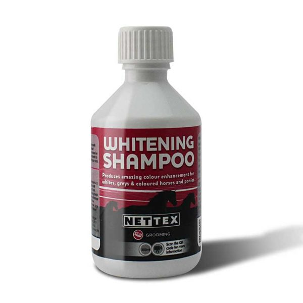 nettex whitening shampoo 250ml jojubi saddlery 800