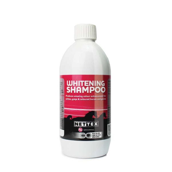 nettex whitening shampoo 500ml jojubi saddlery 800