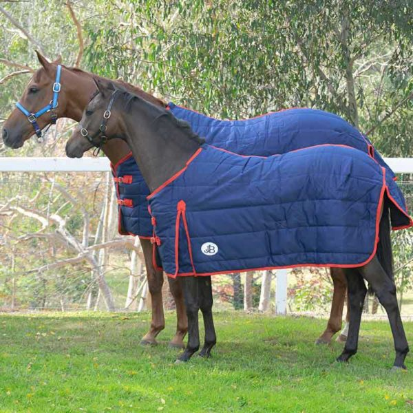 winter stable doona horse rug left side together jojubi saddlery 800