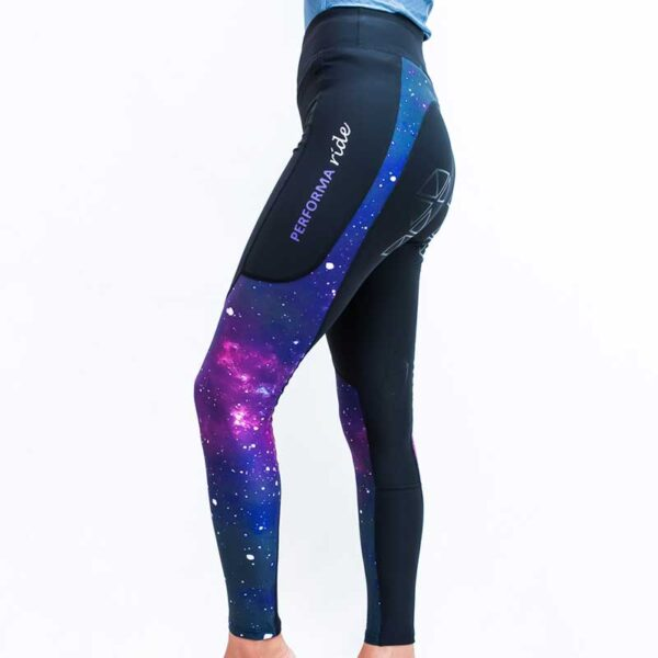 horse riding tights limited edition galaxy performa ride 800