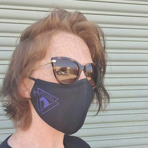 face mask custom embroidery jojubi saddlery 800