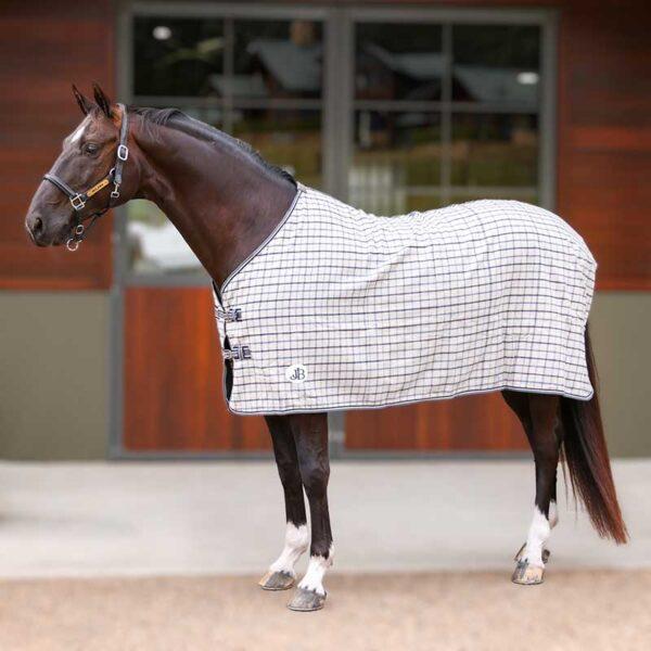 check wool horse rug left side jojubi saddlery 800